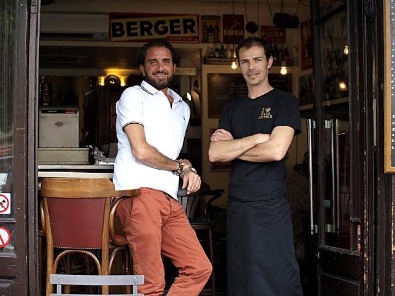 Un tandem gagnant à la brasserie Authié à Toulouse