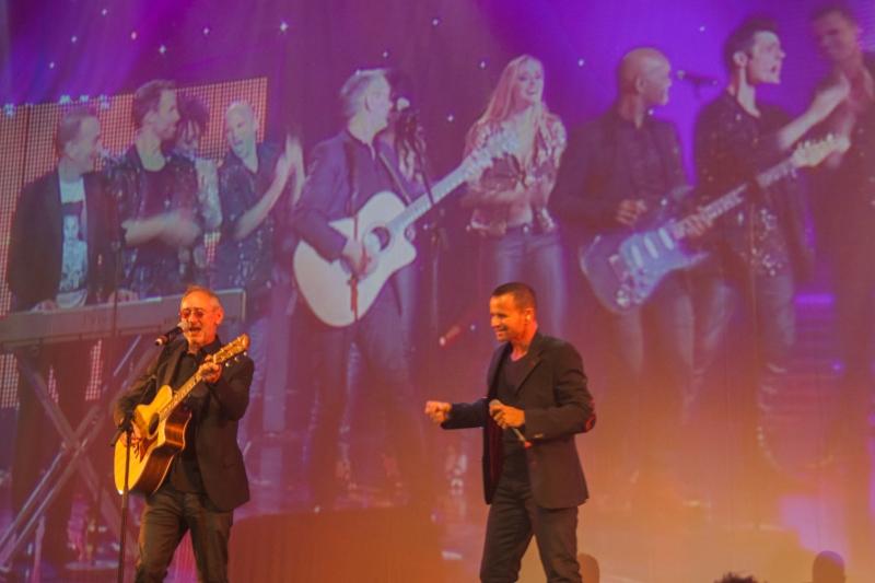 Michael Jones était présent pour le lancement de la saison culturelle du Casino Barrière à Toulouse