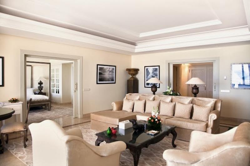 Dormir à l'hotel Club le Mirage à Tanger