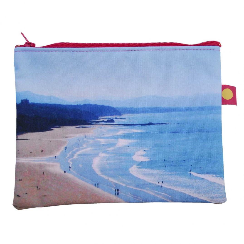 Nappe végétale rafraichit les accessoires de plages
