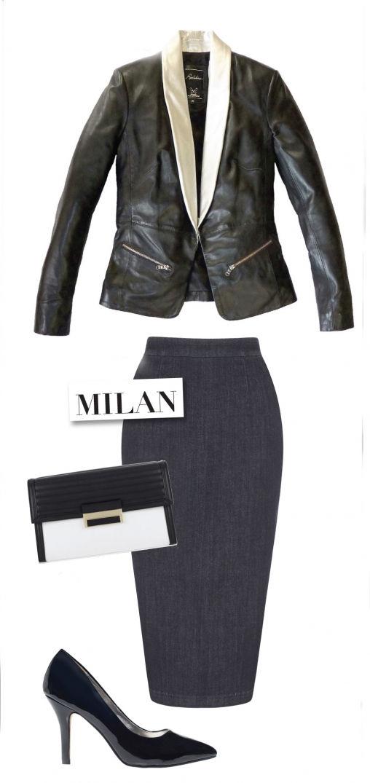 5 destinations pour 5 looks en jean : voyagez stylées vers Milan