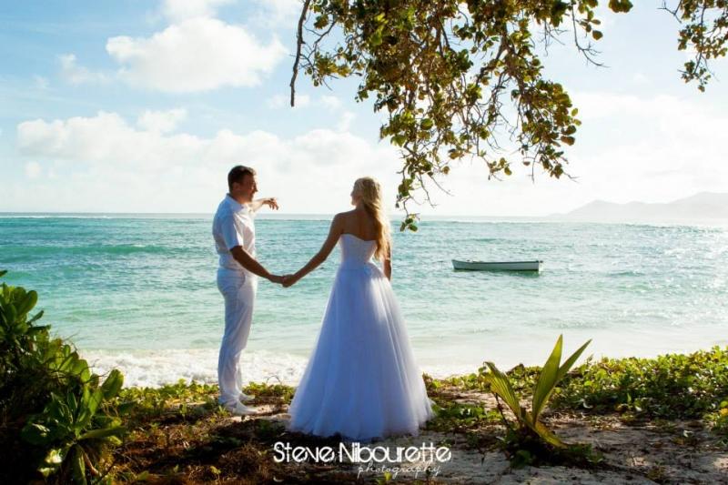 Un cadre de rêve pour des mariages heureux avec Aurélie Bagot de Bahamour DR : Steeve Nibourette
