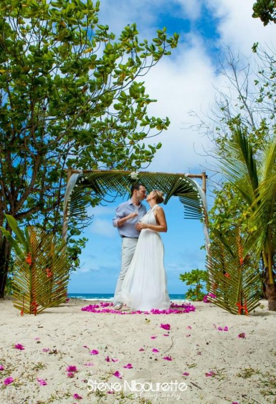 Bahamour célèbre l'amour aux Bahamas DR : Steeve Nibourette