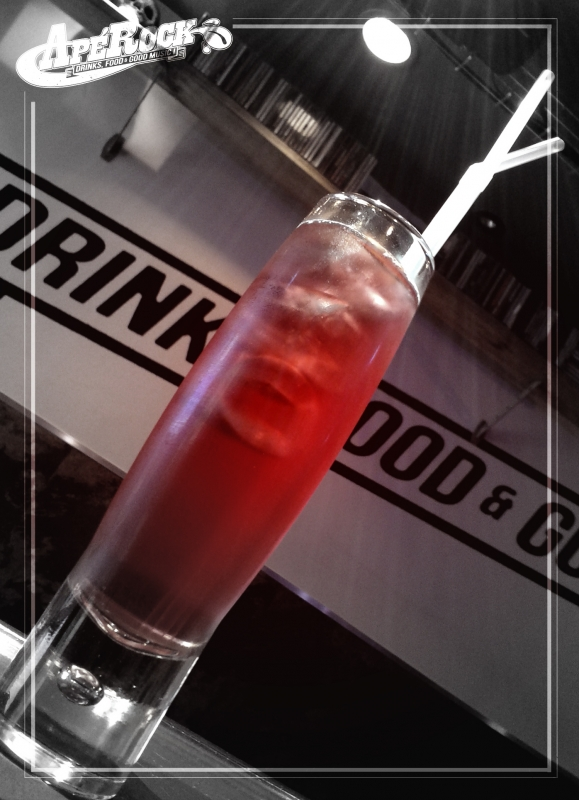 Prendre un cocktail à l'apérock à Paris