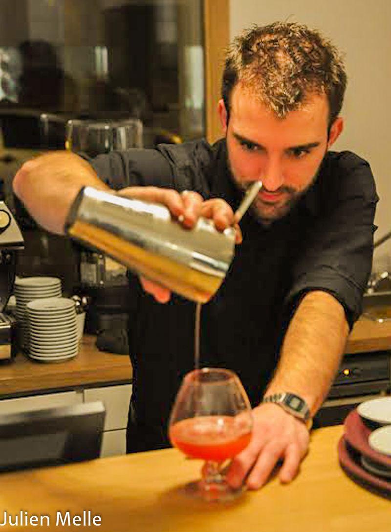 Un petit cocktail, s'il vous plait ?