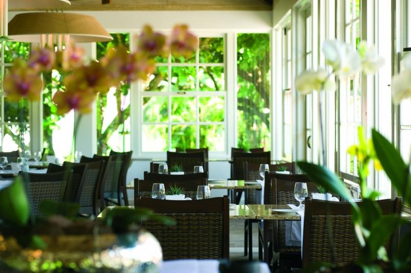 La salle de restaurant de l'hôtel Belmond das Cataratas à Foz do Iguaçu