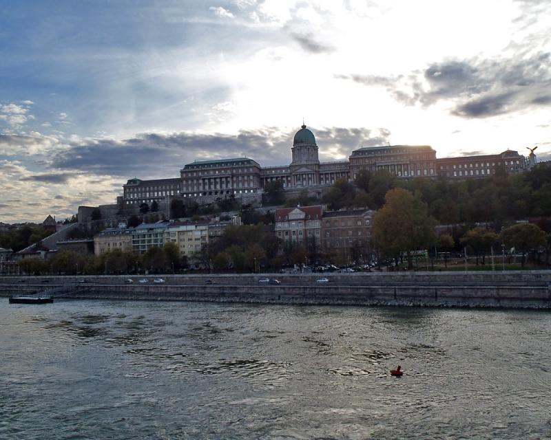 Les monuments historiques sont en surnombre à Budapest