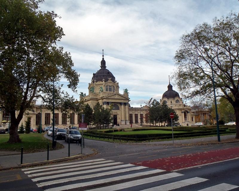 Budapest est une ville très agréable où voyager devient captivant