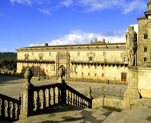 Un monument historique splendide dans les paradores de Espagna