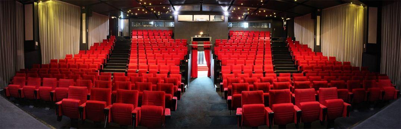 La salle de spectacle de l'hôtel Palladia à Toulouse