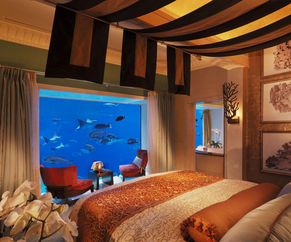 Dormir à l'Atlantis Hôtel