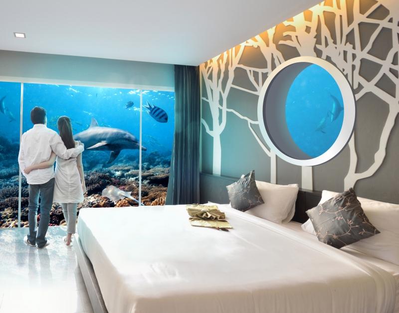 Découvrir l'hôtel Atlantis