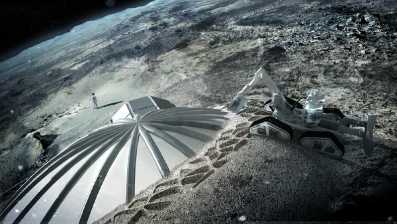 Visiter l'espace par Foster and partners