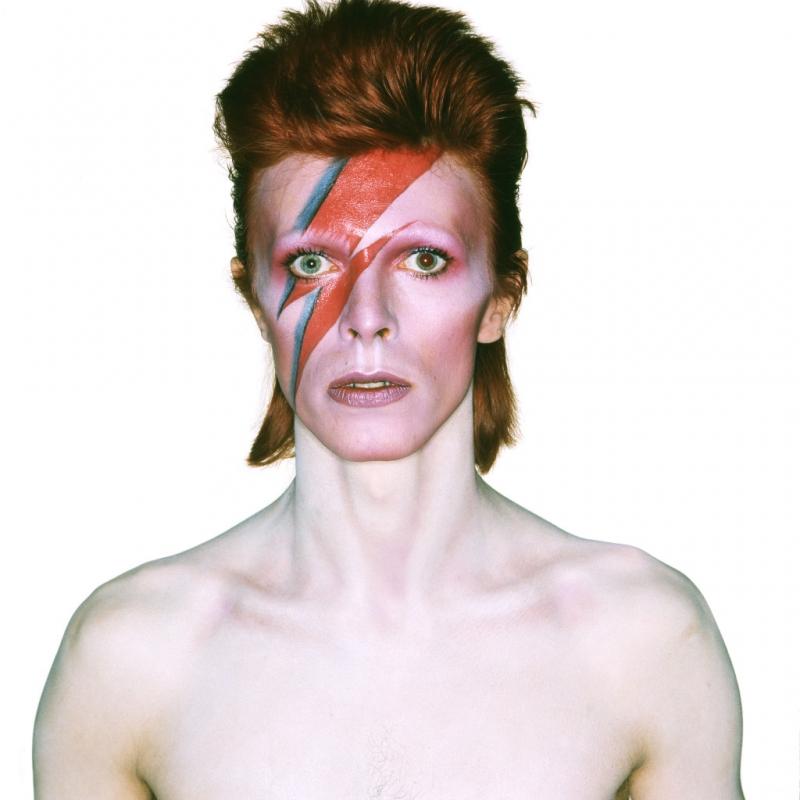 Une expo sur David Bowie