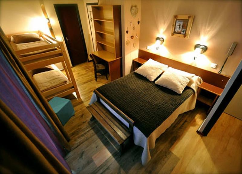 Chambre équipée dans un chalet d'exception dans les Pyrénées