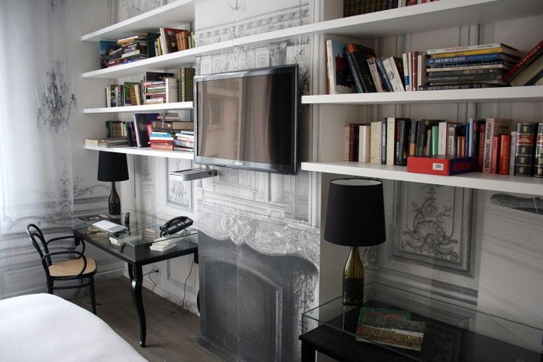 Le bureau de la maison Champs Élysées