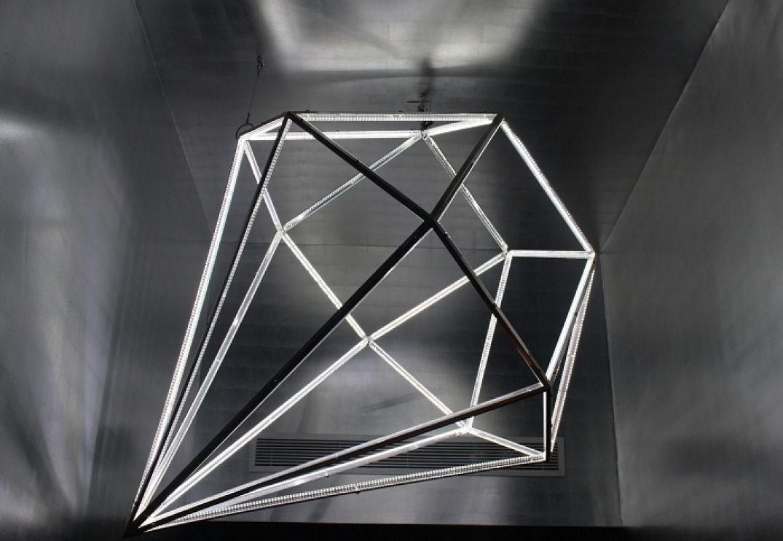 Des pièces design dans l'ensemble de la maison Champs Elysées