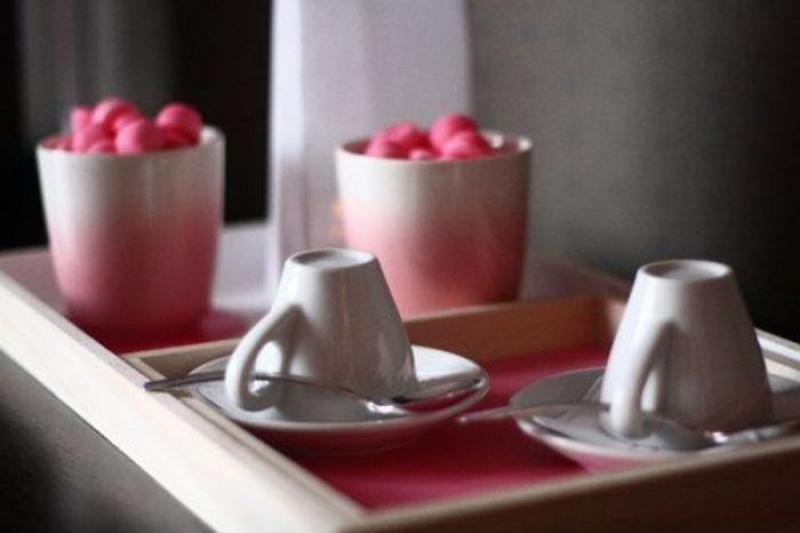 Apprécier la Pink attittude du Radisson Blu