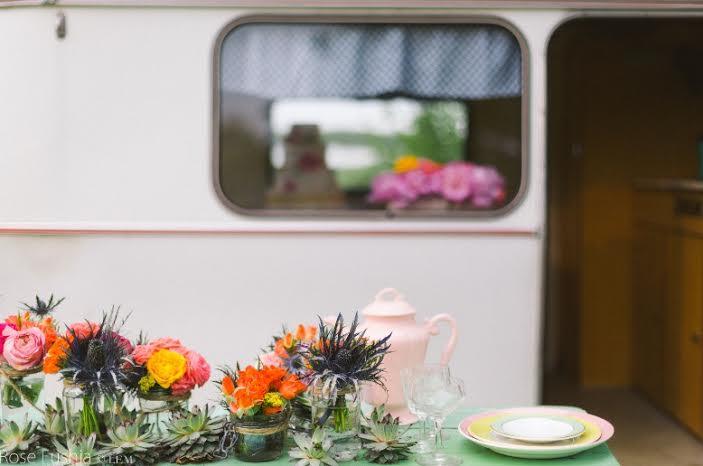 Dresser une jolie table pour un mariage