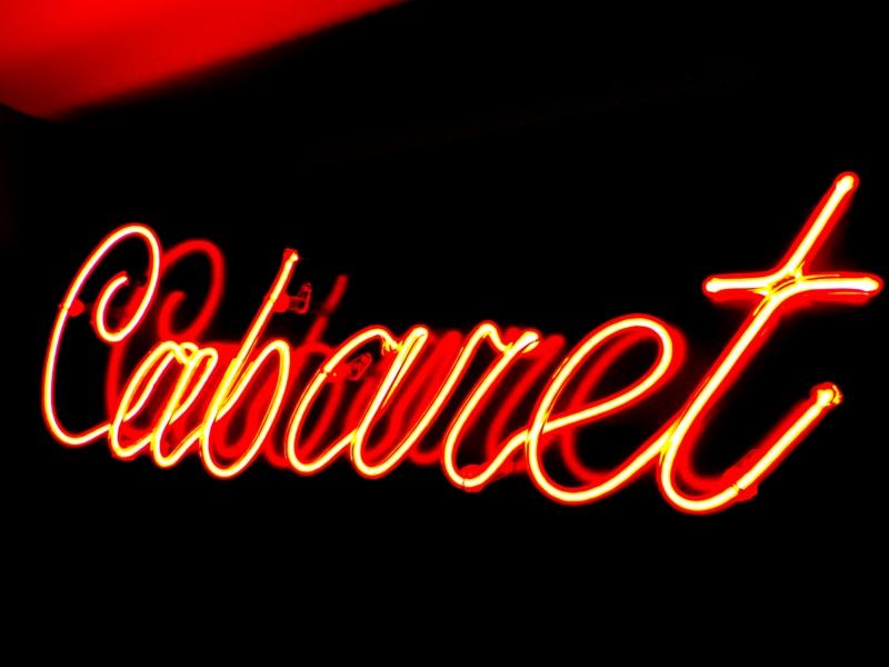 Cabaret, cabaret...