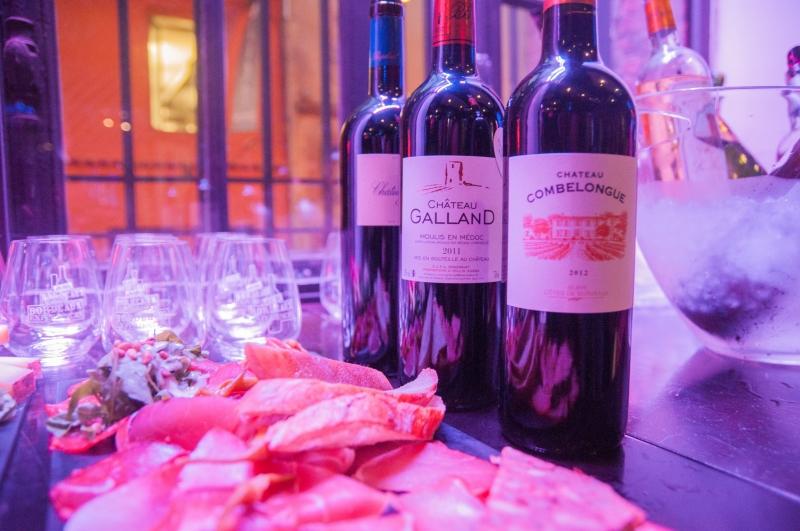 Plusieurs grands crus présents aux Bordeaux expériences