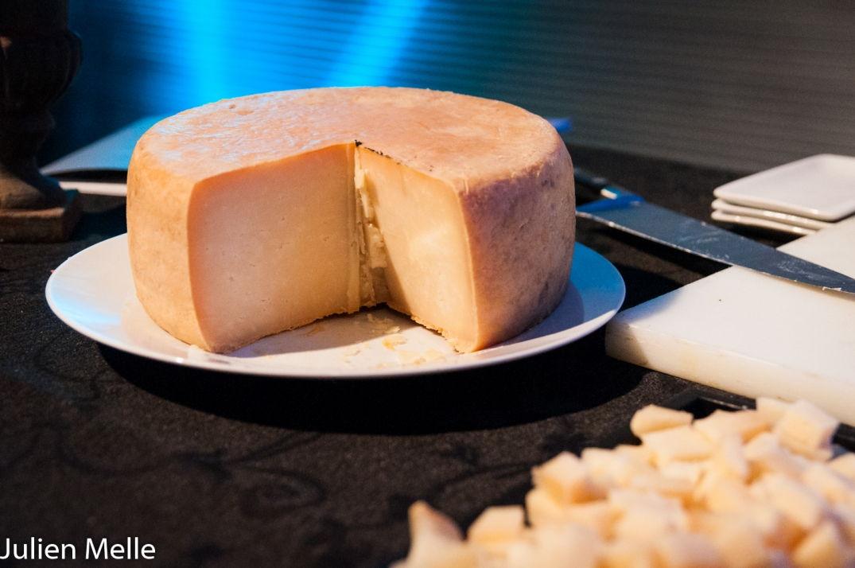 La Corse depuis Toulouse ; fromage corse