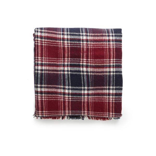 L'option : L'écharpe couverture