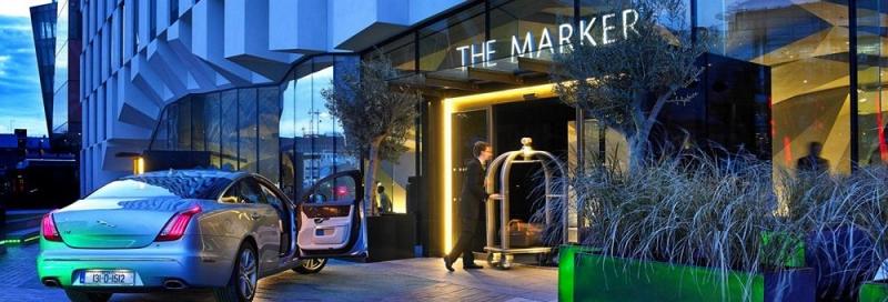 L'hôtel Le Marker à Dublin
