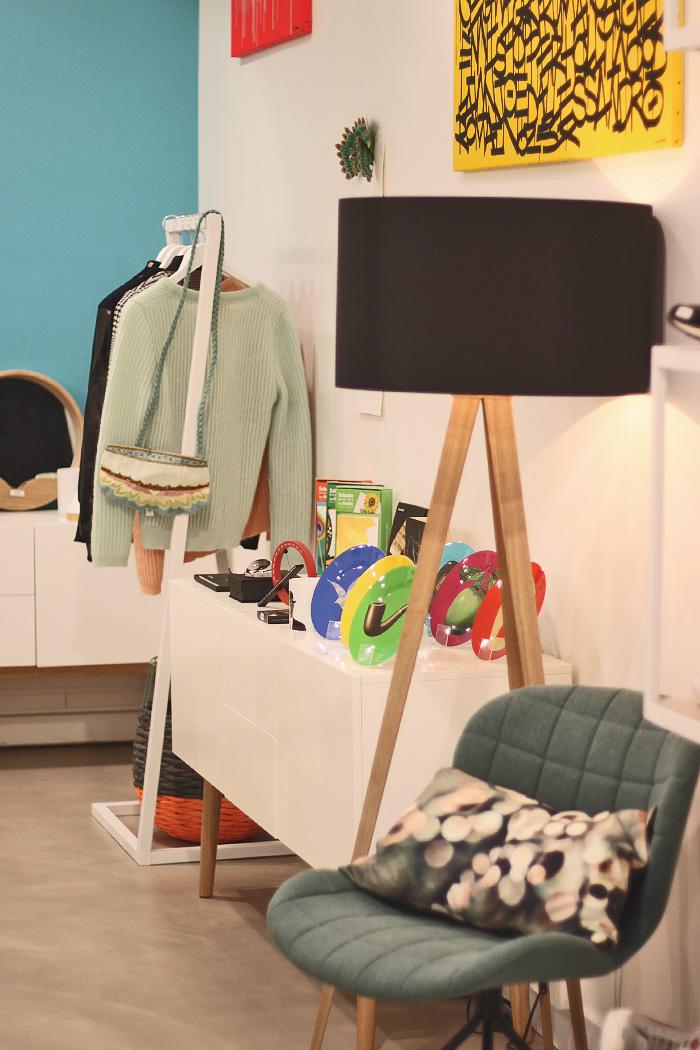 Lifestyle et décoration chez matière grise à Toulouse