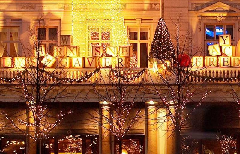 Marché de Noël à Copenhague