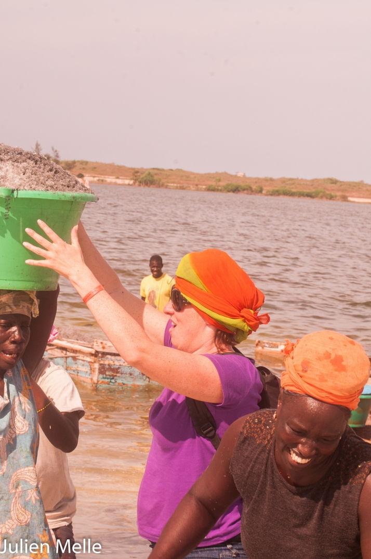 Journée de la femme : Bamya, Malienne... Contente de relâcher !
