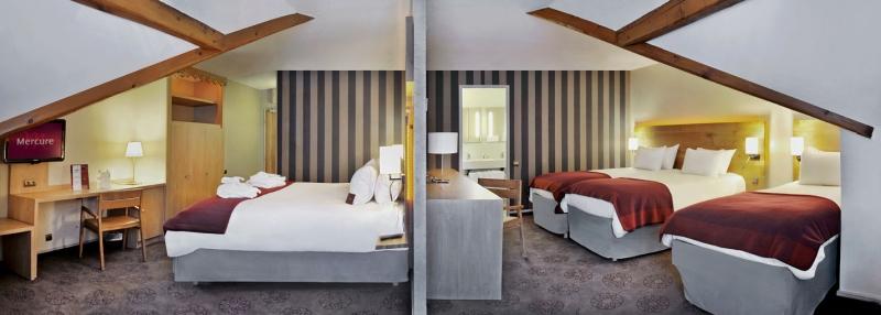 Un spa Nuxe à l'hôtel Mercure Sensoria à Saint Lary