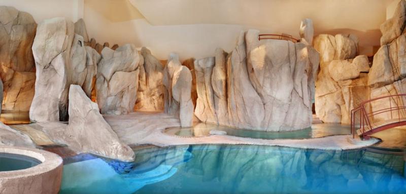 Un centre aquatique au cœur de l'hôtel Mercure Sensoria