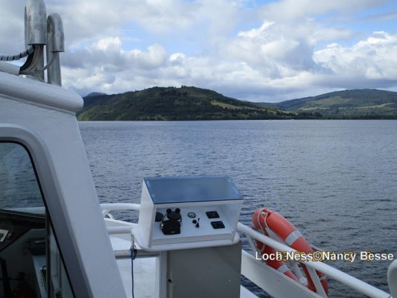 A la recherche du monstre du Loch Ness