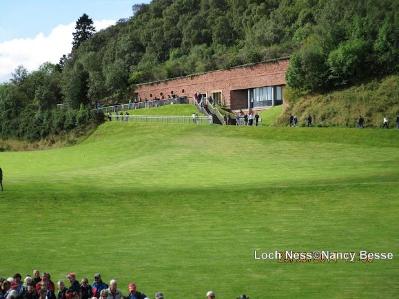 Le Visitor Centers du Loch Ness en Écosse