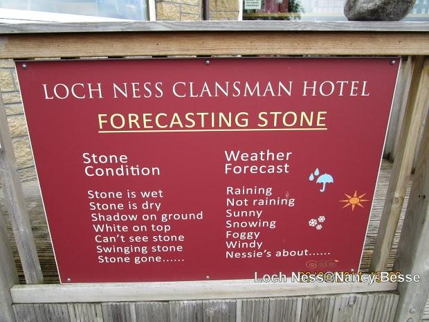 Climat au Loch Ness Clansman Hotel