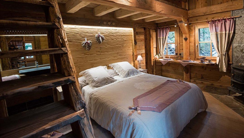 Chambre dans Un village dans les airs