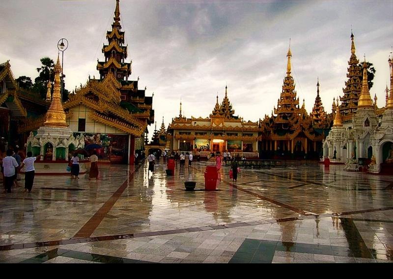 A la découverte de Kawthaung et Yangon
