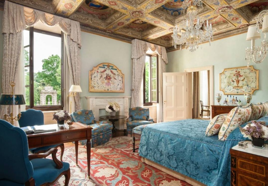 Suite du Four Seasons Hôtel Firenze à Florence