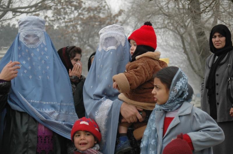 Femmes en Afghanistan