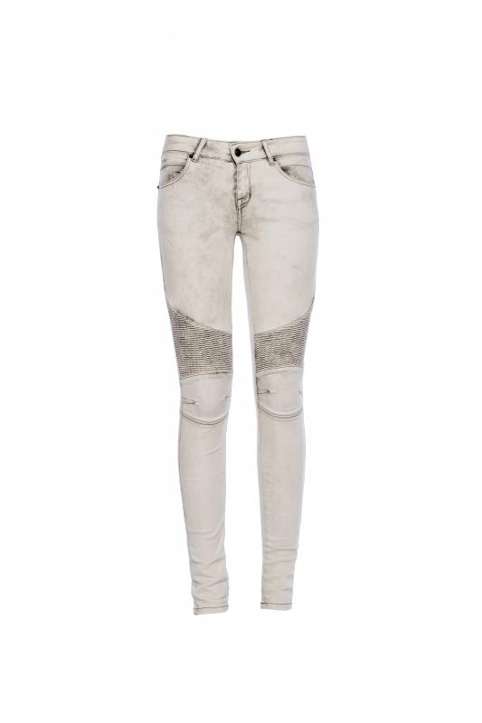 Un jean gris