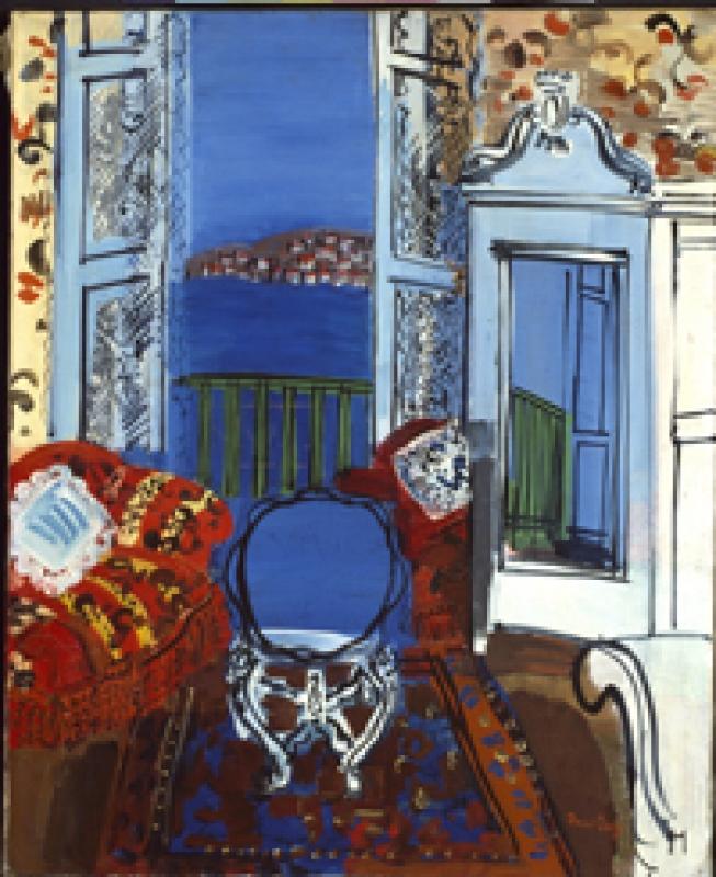 Raoul Dufy s'expose au musée Thyssen de Madrid