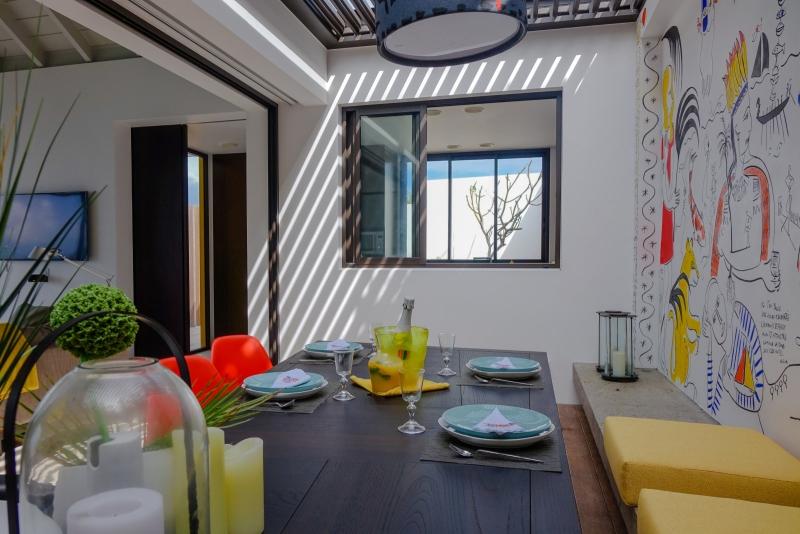 Prendre un repas à Saint Barthélémy à la villa Bel Amour