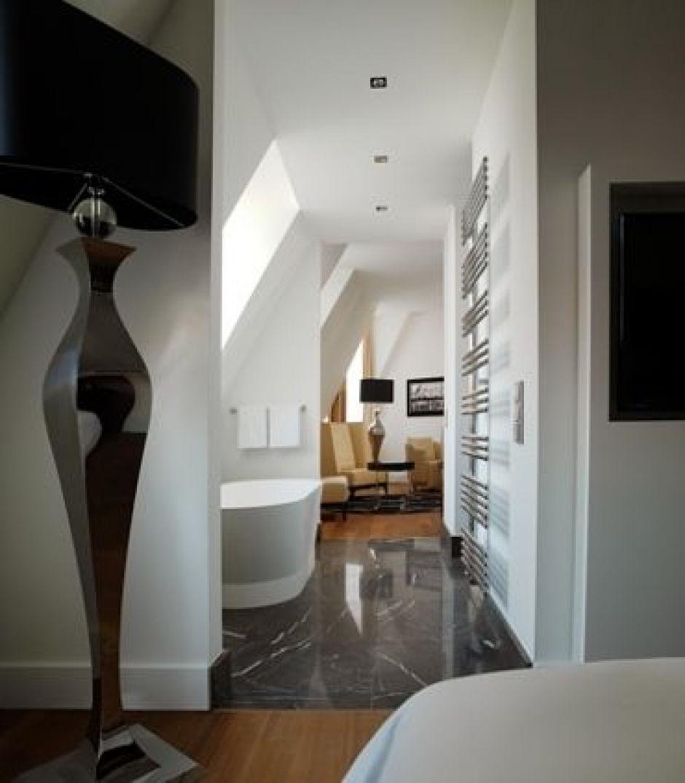 L'agencement des espaces dans une suite