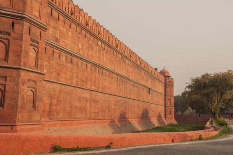 Découverte du Red Fort à New Delhi