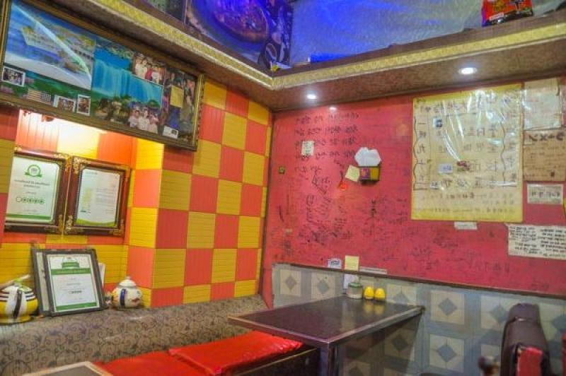 Chez Jonnys' à Agra Visuel : Christel Caulet