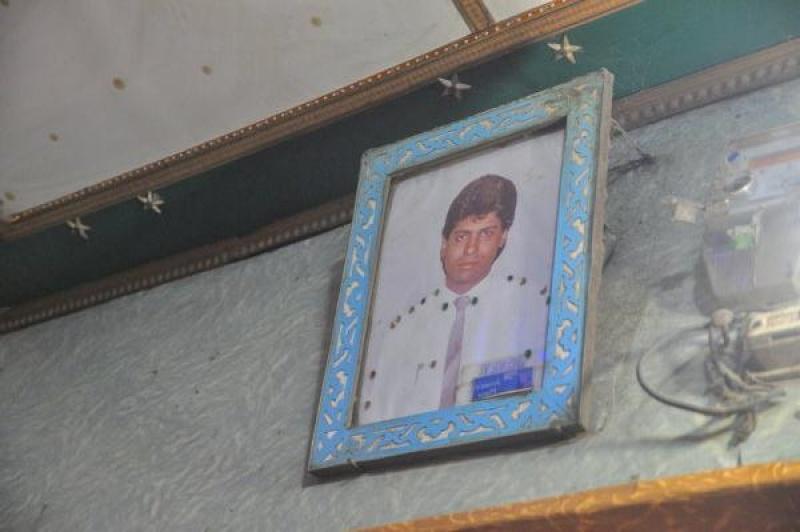 Le fameux Jonnys chez Jonnys à Agra en Inde Visuel : Christel Caulet