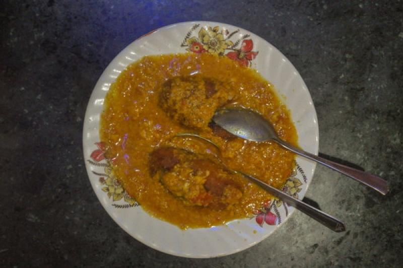 Les koftas, des boulettes de légumes avec du fromage Visuel : Christel Caulet