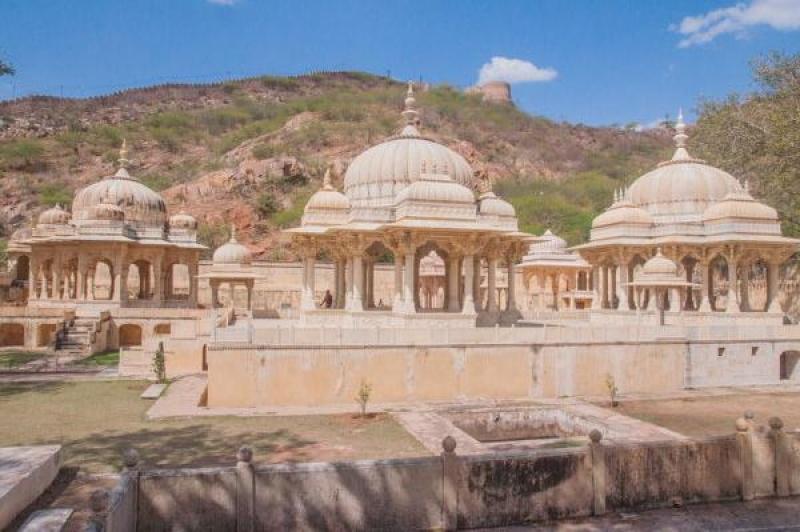 Un temple hindou Birla