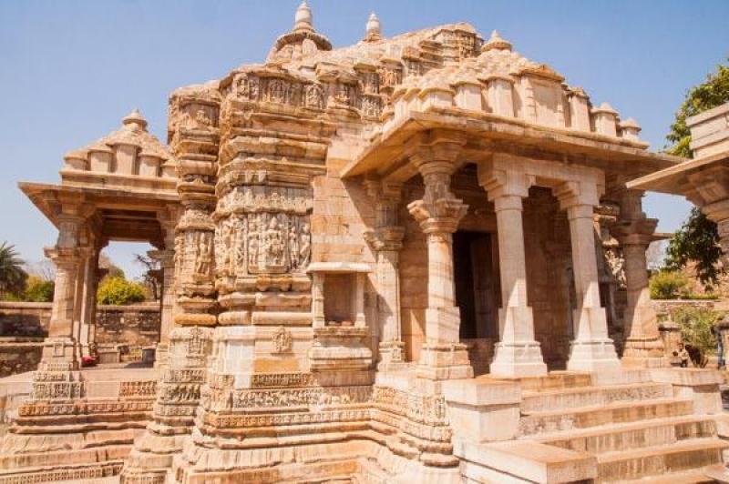 Le fort de Chittorgarh à découvrir